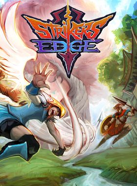 Strikers Edge Key Art