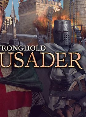 Stronghold Crusader HD Key Art
