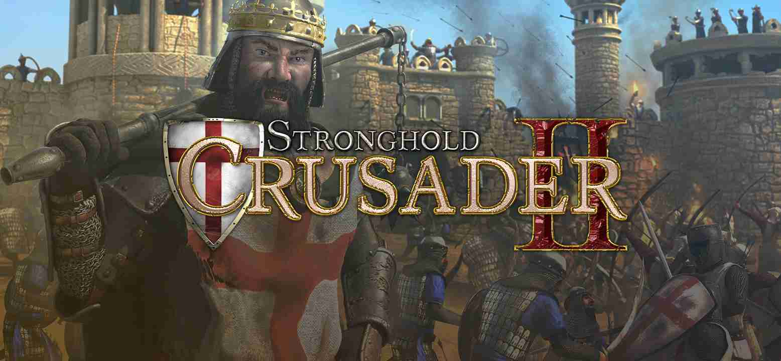 Stronghold: Crusader II Background Image