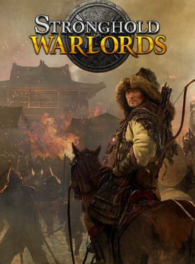 Stronghold: Warlords Key Art