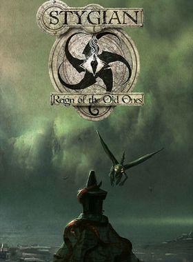 Stygian: Reign of the Old Ones Key Art