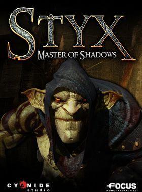 Styx: Master of Shadows Key Art
