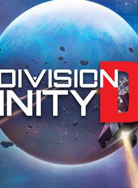 Subdivision Infinity DX Key Art