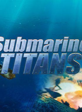 Submarine Titans Key Art