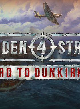 Sudden Strike 4 - Road to Dunkirk Key Art