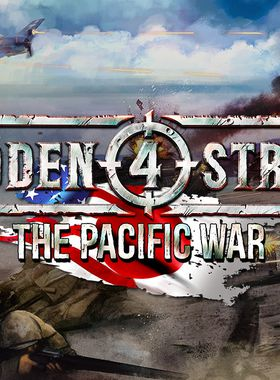 Sudden Strike 4 - The Pacific War Key Art