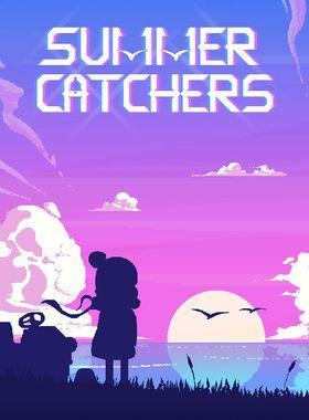 Summer Catchers Key Art