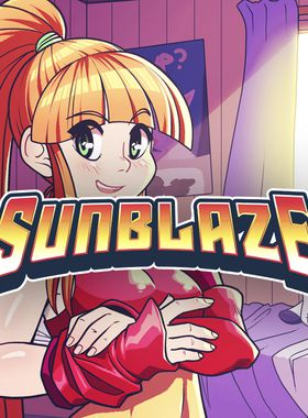 Sunblaze Key Art