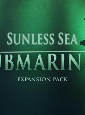Sunless Sea - Zubmariner Key Art