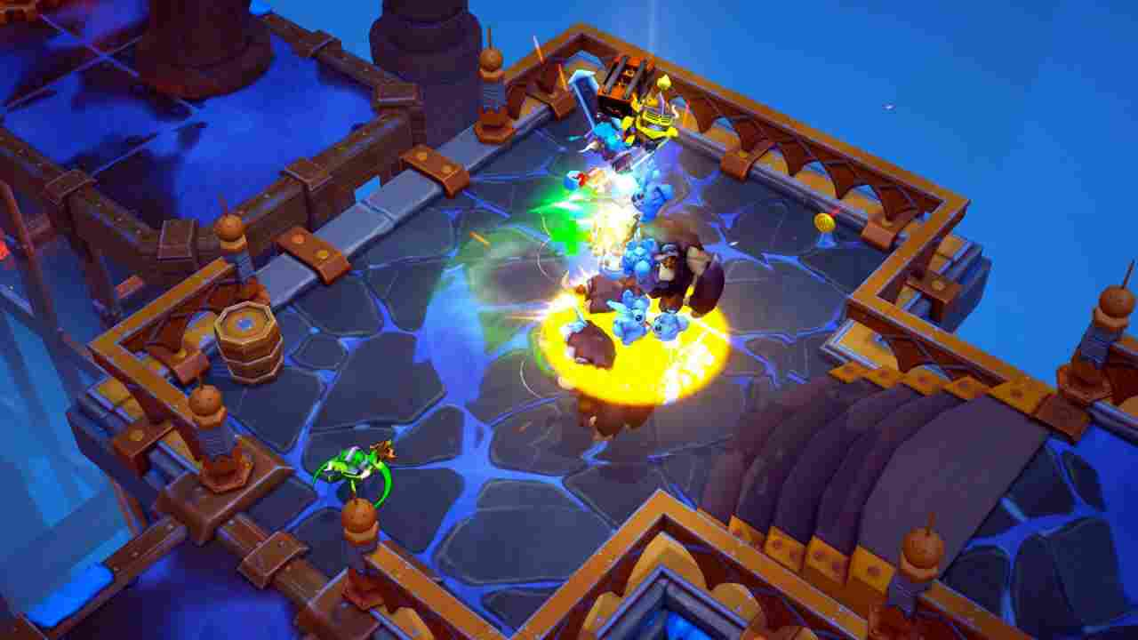 Super Dungeon Bros Background Image