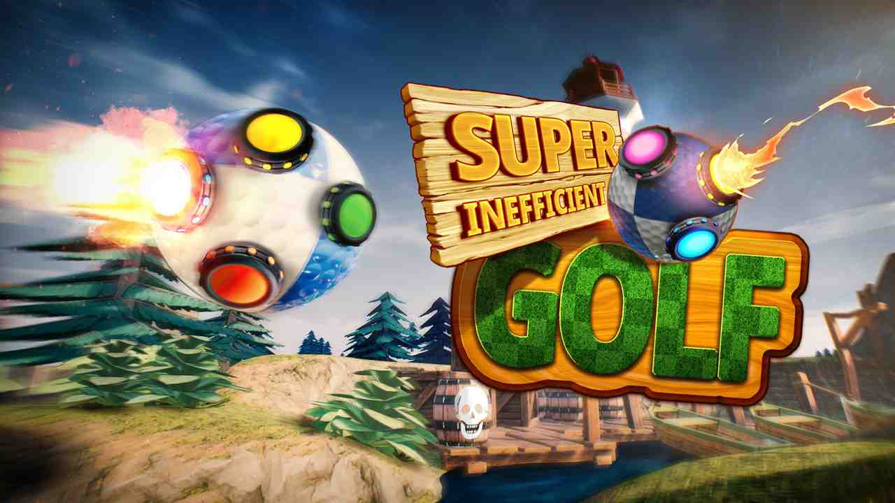 Super Inefficient Golf Thumbnail