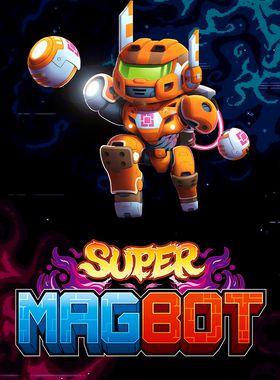 Super Magbot Key Art