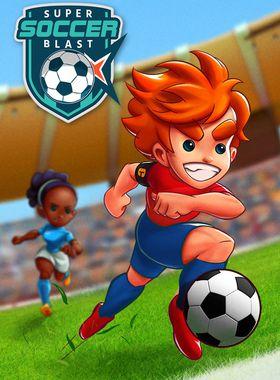 Super Soccer Blast Key Art