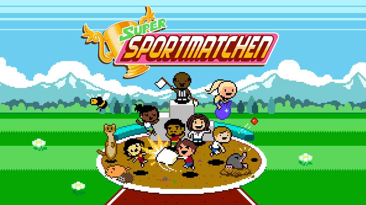 Super Sportmatchen Background Image