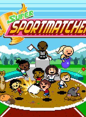 Super Sportmatchen Key Art
