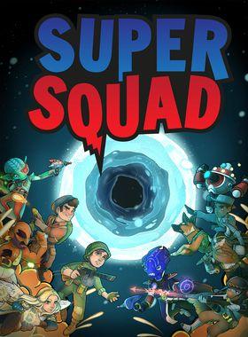 Super Squad Key Art