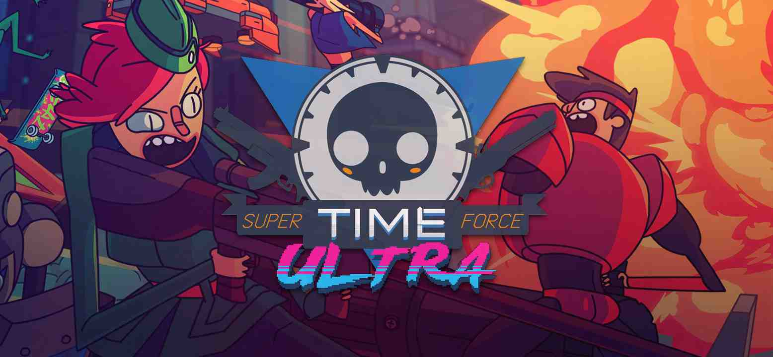 Super TIME Force Ultra Thumbnail