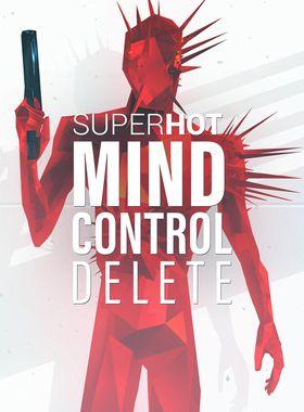 Superhot: Mind Control Delete Key Art