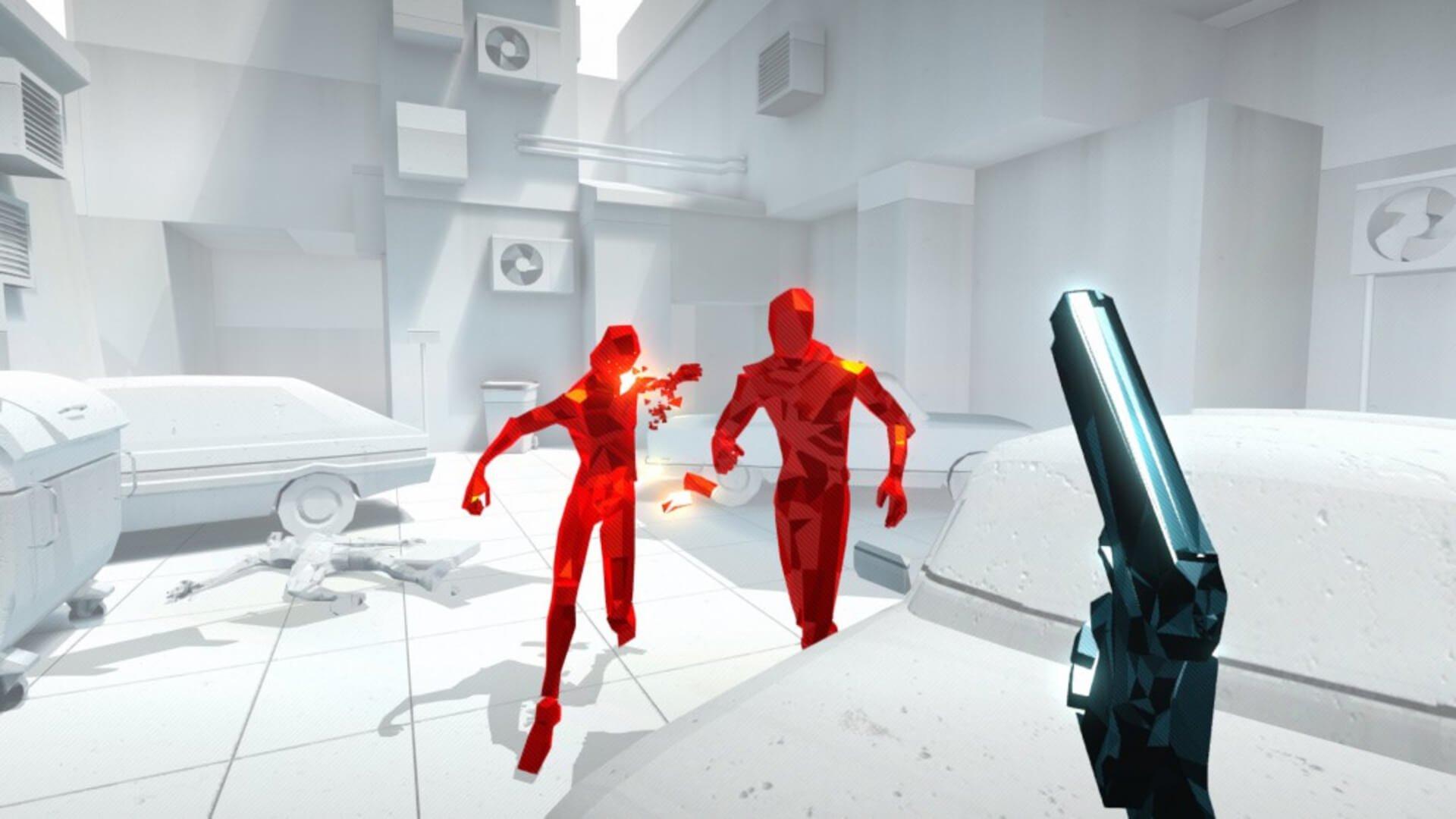SUPERHOT (VR)