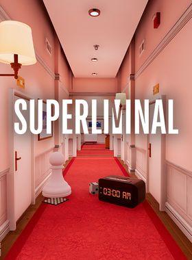 Superliminal Key Art