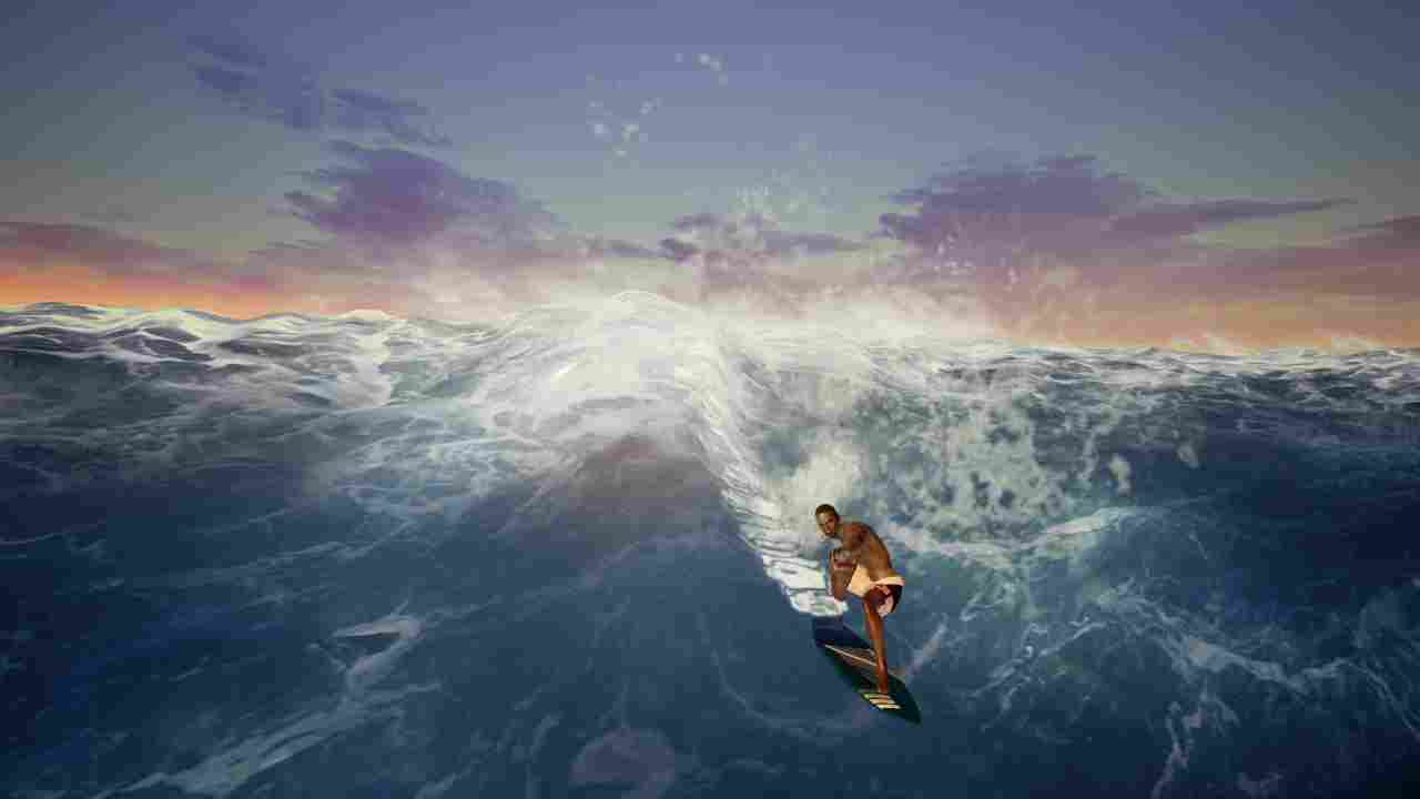 Surf World Series Background Image