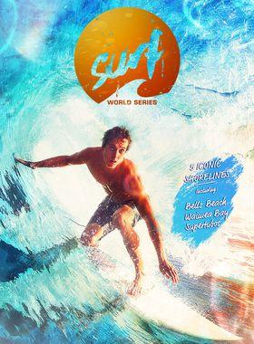 Surf World Series Key Art