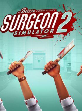 Surgeon Simulator 2 Key Art