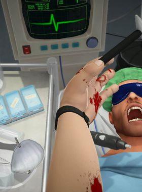 Surgeon Simulator Key Art