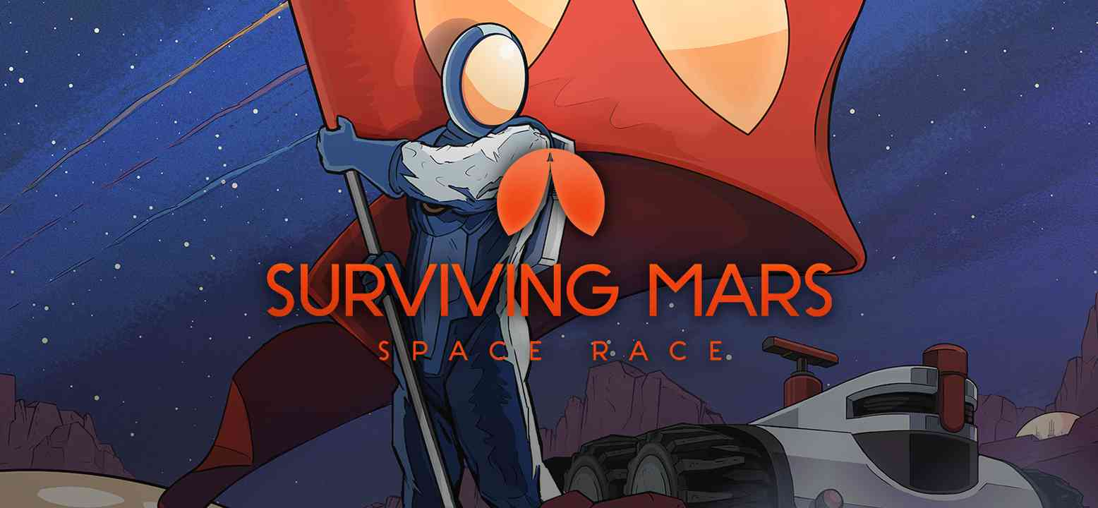 Surviving Mars: Space Race Thumbnail