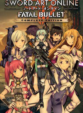Sword Art Online: Fatal Bullet Key Art