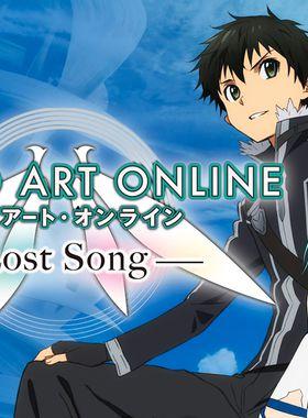 Sword Art Online: Lost Song Key Art