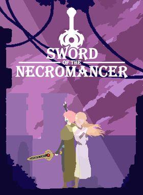 Sword of the Necromancer Key Art