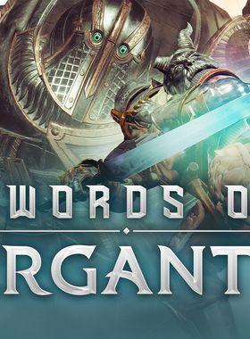 Swords of Gargantua Key Art