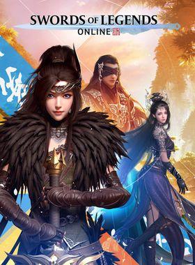 Swords of Legends Online Key Art