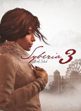 Syberia 3 Key Art