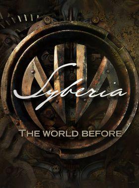 Syberia: The World Before Key Art