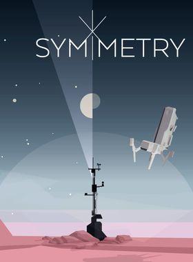 Symmetry Key Art