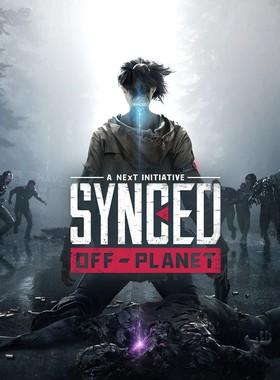 Synced: Off-Planet Key Art