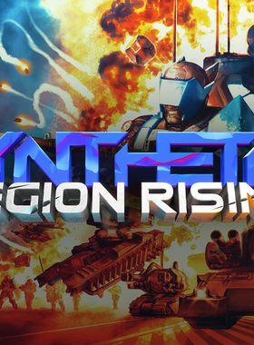 Synthetik: Legion Rising Key Art