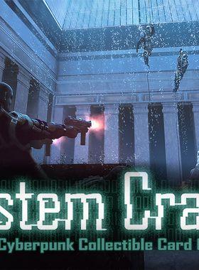 System Crash Key Art