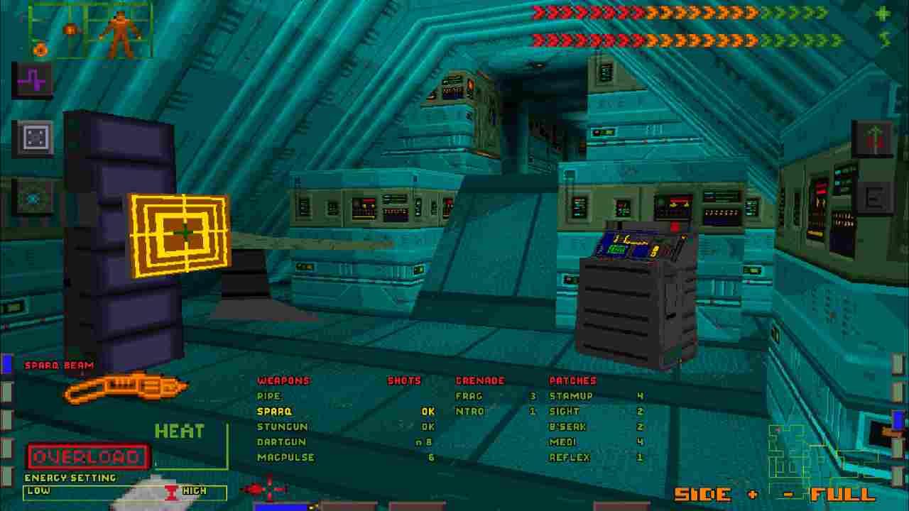 System Shock: Enhanced Edition Background Image