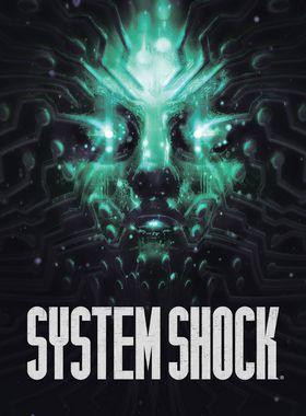 System Shock Key Art