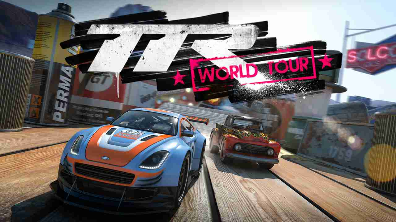 Table Top Racing: World Tour Thumbnail