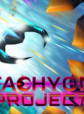 Tachyon Project Key Art