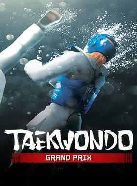 Taekwondo Grand Prix Key Art