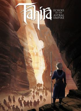 Tahira: Echoes of the Astral Empire Key Art