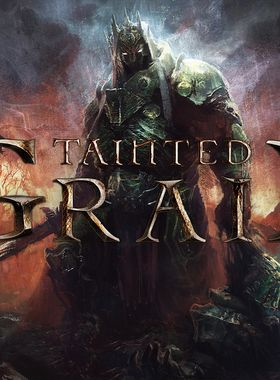 Tainted Grail: Conquest Key Art