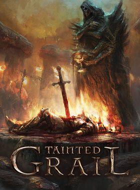 Tainted Grail Key Art