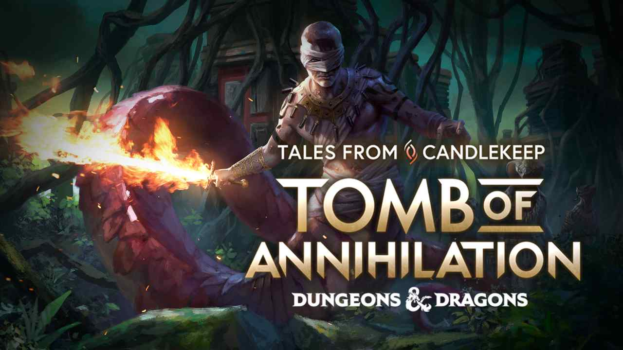 Tales from Candlekeep: Tomb of Annihilation Thumbnail