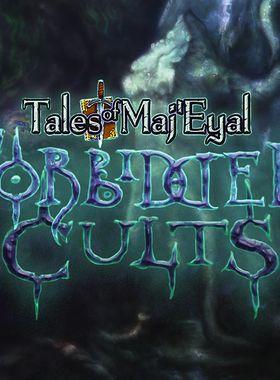 Tales of Maj'Eyal - Forbidden Cults Key Art